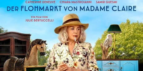 Kino: Der Flohmarkt von Madame Claire Tickets