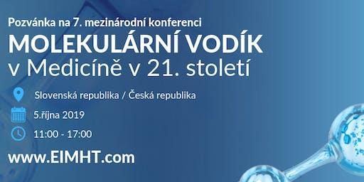 7.Mezinárodní Vodíková Konference:Molekulární Vodík v Medicíně v 21.století