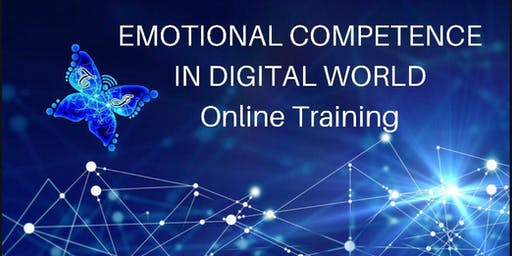 Emotional Competence in Digital World - Online Workshop with Tatiana Indina