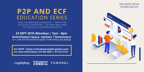 KL: P2P & ECF Investment Education Series 2.0 tickets