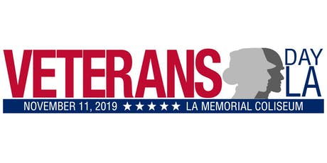 Inaugural Veterans Day LA 2019 tickets