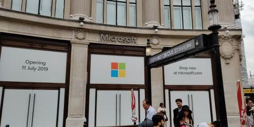 Free Xbox gaming session, Intro to coding & Tour of latest Microsoft tech