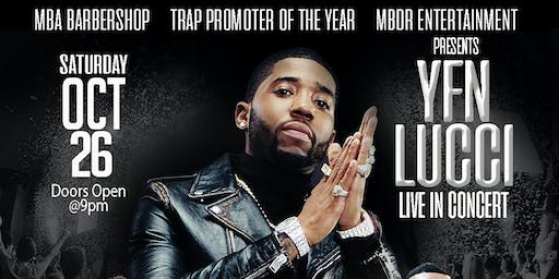 YFN LUCCI LIVE @TRAP/CEO ALL BLACK BDAY BASH @OAKPALACE HOLLYSPRINGS, MS