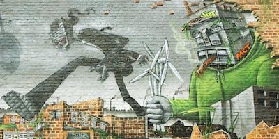 Visite des fresques murales roubaisiennes (réservée étudiants)