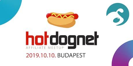 HotDognet 2019 - Affiliate marketing meetup tickets