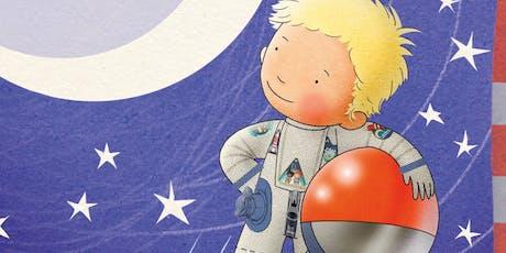 Astronautje: een kindervoorstelling tickets