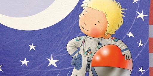 Astronautje: een kindervoorstelling