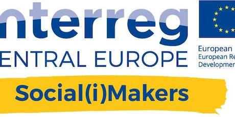 Be Social(i)Makers! biglietti
