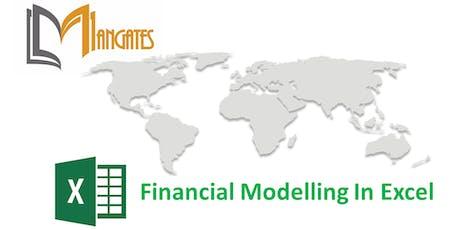 Financial Modelling In Excel 2 Days Virtual Live Training in Copenhagen tickets