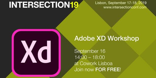 Workshop: Advanced Design Workflows & Prototyping with Adobe XD