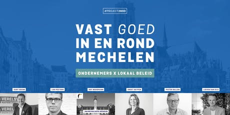 Vast Goed in en rond Mechelen tickets