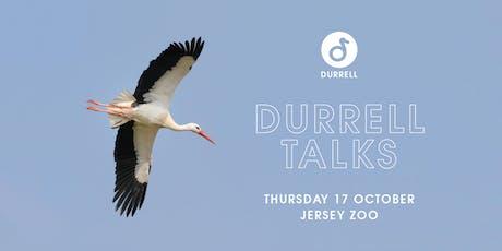 Durrell Talks tickets