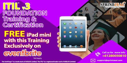 ITIL® V3 Foundation Certification Training in Sydney