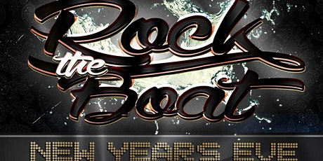 Rock The Boat NYC New Year's Eve Fireworks Party Cruise Bay State NYE 2020 tickets