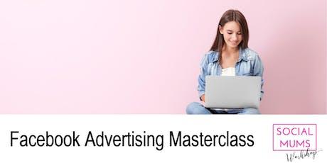 Facebook Advertising Masterclass - Nottingham tickets