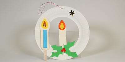 Museum Make and Take: Festive Candle Decorations
