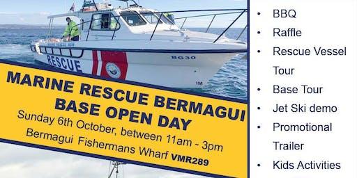 Marine Rescue Bermagui Open Day