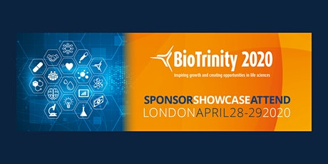 BioTrinity  2020 - Inspiring Growth and Creating Opportunities in Life Sciences tickets
