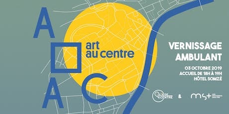 "Vernissage ""Art au centre"" Tickets"