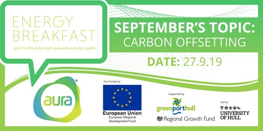 Carbon Offsetting – How can your business benefit from the carbon agenda?