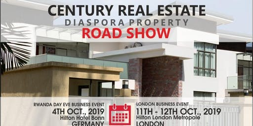 Property Road Show and B2B opportunity at Rwanda Day 2019