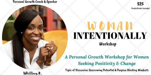 Woman Intentionally Workshop