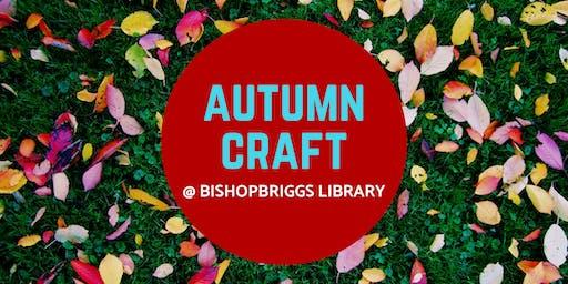 Autumn Craft @ Bishopbriggs Library