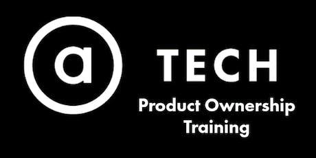 Product Owners - Metrics & Analytics Training tickets