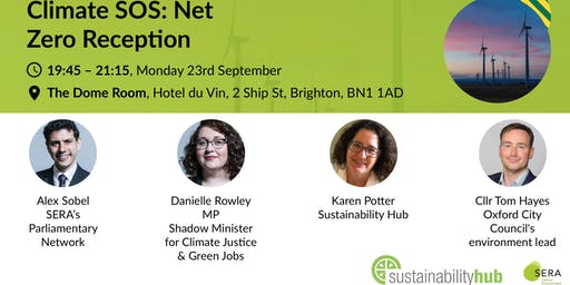 Climate SOS: net zero reception
