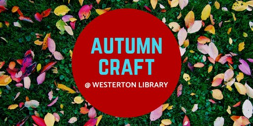 Autumn Craft @ Westerton Library