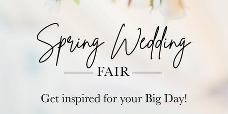 Spring Wedding Fair tickets