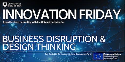 Innovation Friday (AKA Cake Friday) at the Leicester Innovation Hub