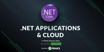 .NET Applications & Cloud