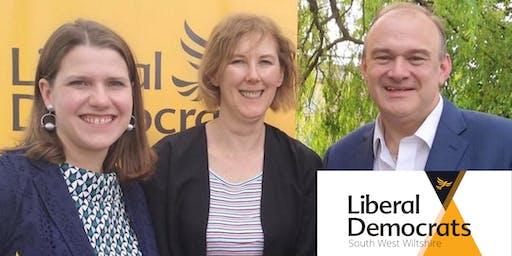 Meet Lib Dem Parliamentary Candidate Ellen Nicholson for South West Wilts