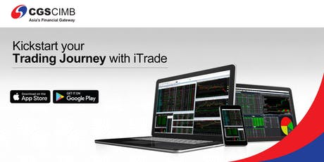 Kickstart Your Trading Journey With iTrade tickets