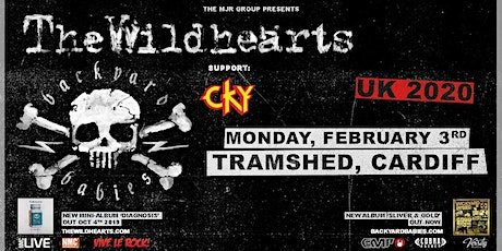 The Wildhearts and Backyard Babies With Support From CKY (Tramshed,Cardiff)
