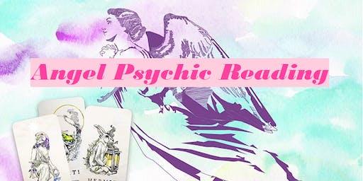 Angels Psychic Tarot Reading