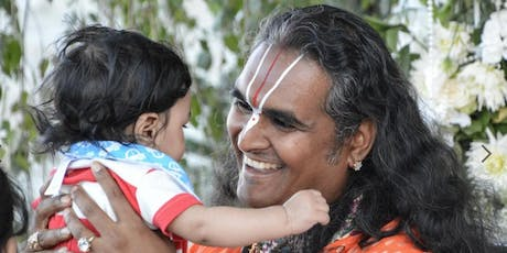 Darshan with Paramahamsa Sri Swami Vishwananda Tickets
