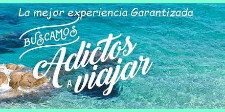 2 billetes, estancia y 1.000 euros para gastos en España, durante 2 semanas tickets