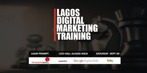 Lagos Digital Marketing Training
