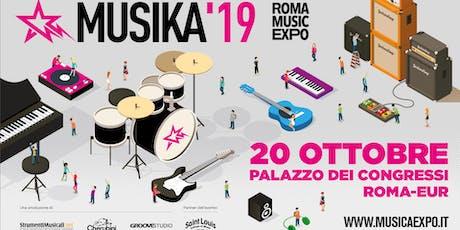 Musika Expo biglietti