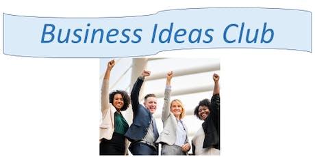 Business Ideas Club tickets