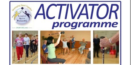 ACTIVATOR  Programme tickets