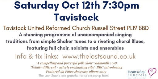 The Lost Sound - Dartmoor folk Choir Tavistock