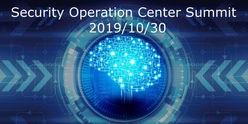 Security Operation Center Summit