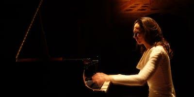 Dalia Lazar, le tre sonate di Beethoven - domenica