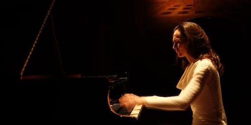 """Dalia Lazar, """"Beethoven eroico e poetico"""" - domenica"""