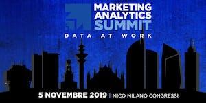 Marketing Analytics Summit 2019