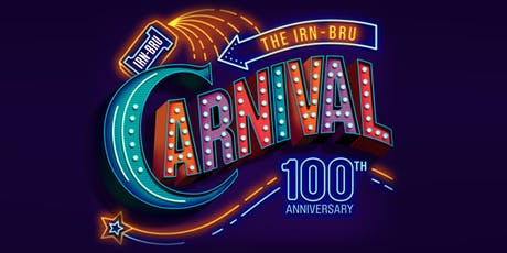 The IRN-BRU Carnival 2019-20 tickets