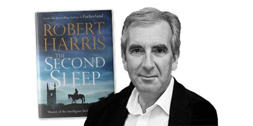 Robert Harris in conversation with Sam Leith